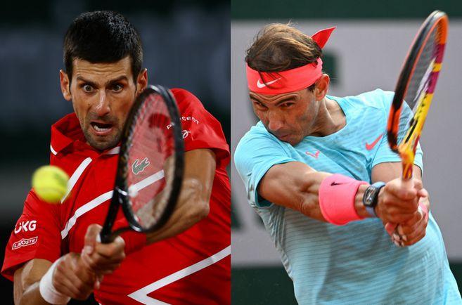 Novak Djokovic y Rafael Nadal debutan ganando en el Torneo de Tenis de Montecarlo